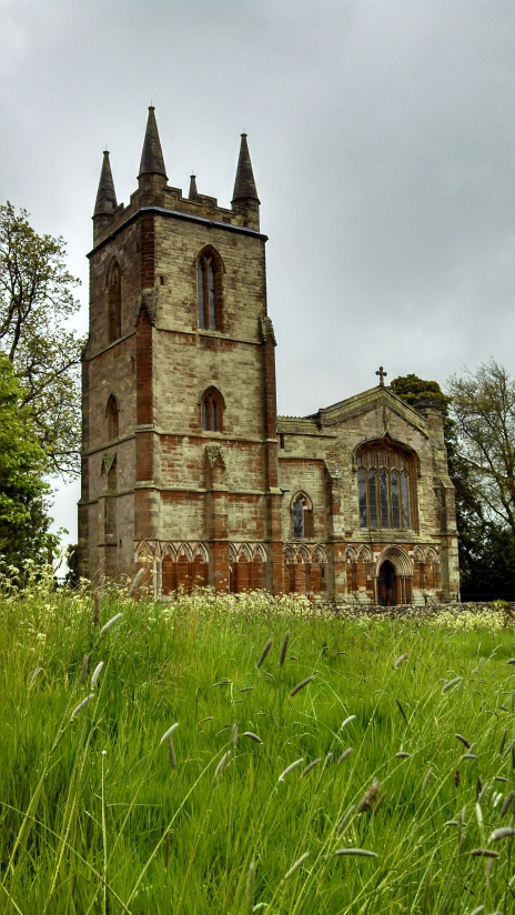 19 canon's ashby priory exterior