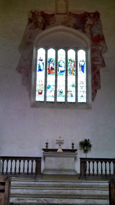 22 canon's priory nave