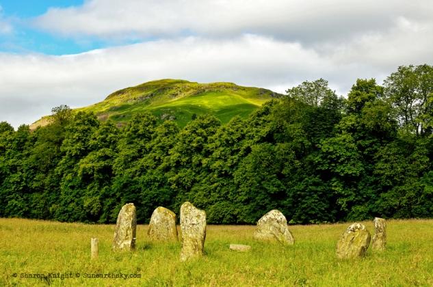 killan stone circle 2