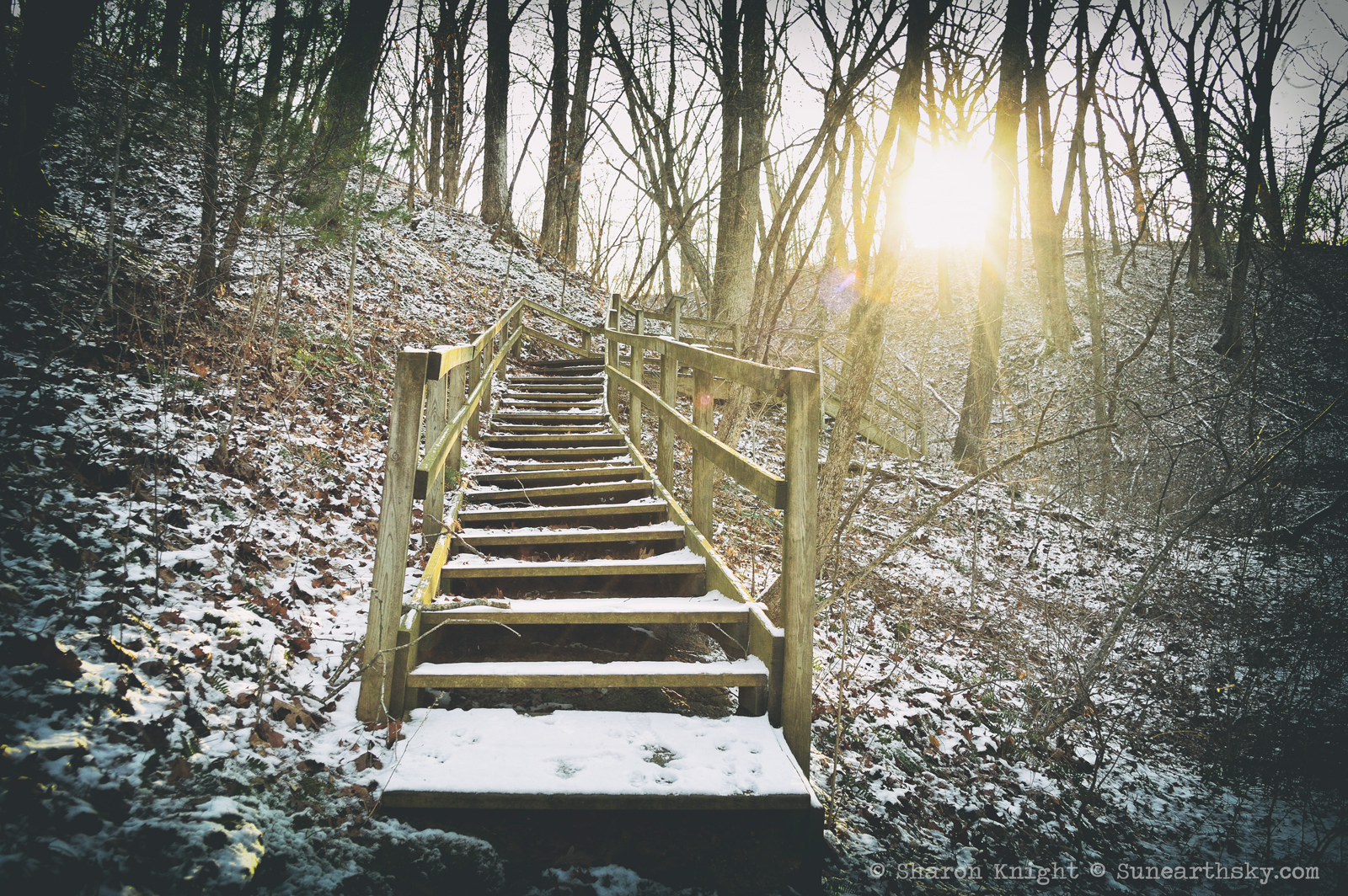 stairs to the sun 2